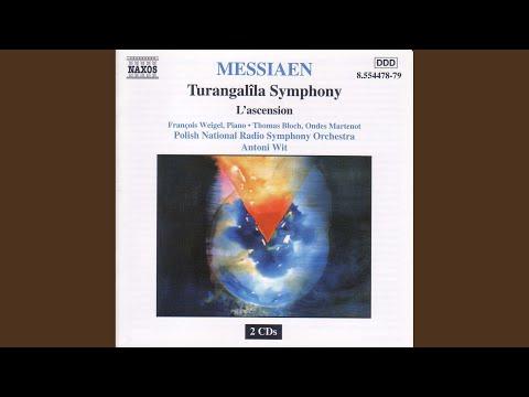 Turangalila-symphonie: V. Joie du sang des etoiles