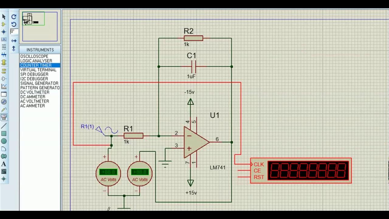 Low Pass Filter Bode Plot Using Xl Youtube Active Band Circuit Diagram
