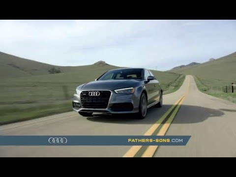 Fathers And Sons Audi >> Father Sons Audi Youtube