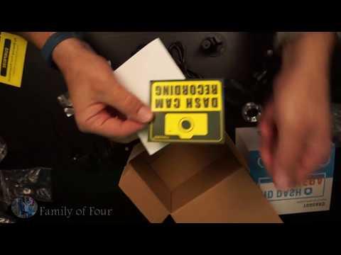 Toguard HD Dashcam