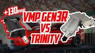 Mustang Lifestyle Gets the VMP Gen3R Upgrade for his GT500!