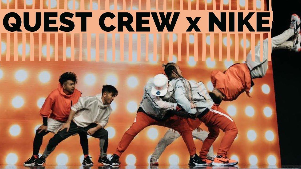 QUEST CREW x NIKE 2019 - YouTube