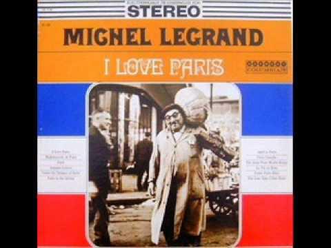 Michel Legrand - Paris in the spring