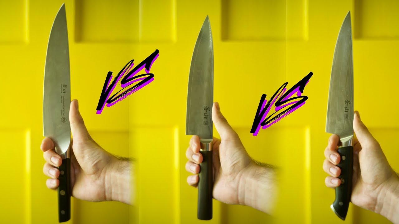 Are Cangshan Knives Worth It Youtube
