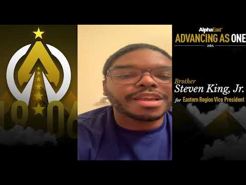 Why Steve - Bro. Crishon Washington (Advancing As ONE)