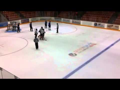 Trail Smoke Eaters training camp day 3