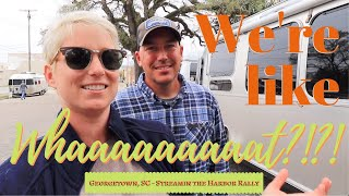 Georgetown, SC Streaming the Harbor Airstream Rally - Full Time RV Living