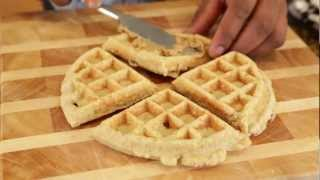 Skratch Labs Presents: Gluten Free Waffles With Chef Biju