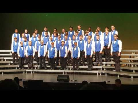 Clover Middle School Spring Concert May 4, 2017