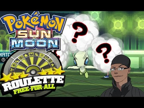 Instructing the Class -  Pokemon Sun & Moon Roulette FFA