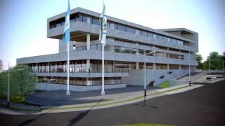 Proyecto ganador, diseño municipalidad de Villa Nueva