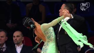 Semi-Final Tango | 2014 Euro STD | DanceSport Total