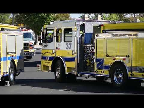 Ventura County Fire Department Reedley Incident