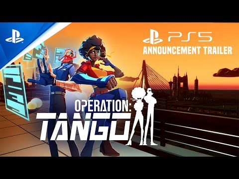 Operation: Tango - Announcement Trailer   PS5, PS4