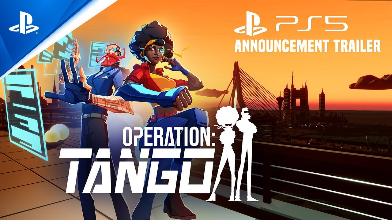 Operation: Tango - Announcement Trailer | PS5, PS4