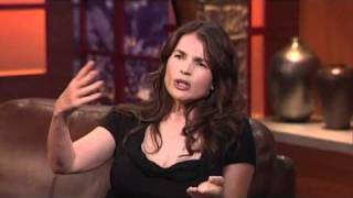 "Julia Ormond - ""The Kilborn File"" 8/2/10"