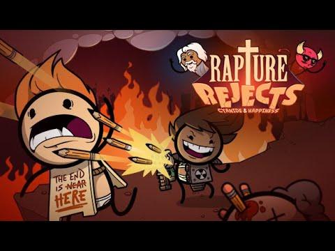 rapture rejects a cyanide