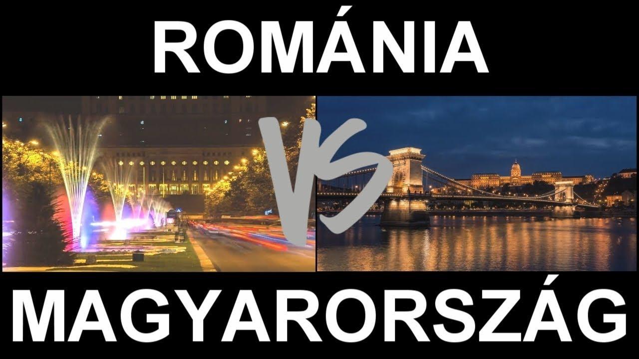 a8c3510fdd Román vs magyar gazdaság - Felzárkózik a szomszédunk? - YouTube