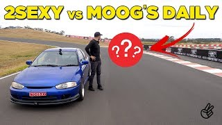 2sexy Vs Moog'S Daily