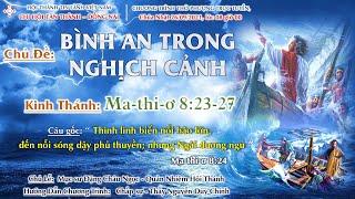 HTTL TÂN THÀNH -  Chương trình thờ phượng Chúa - 26/09/2021