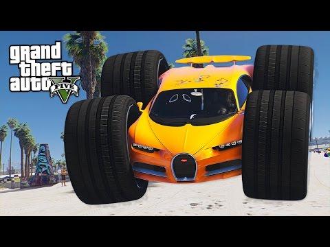EXTREME VEHICLE MODS!! (GTA 5 Mods)