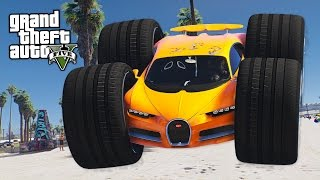 EXTREME VEHICLE MODS!! (GTA 5 Mods)