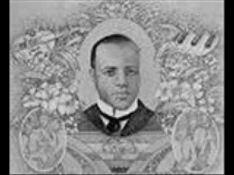 Scott Joplin - Pineapple Rag Piano Roll