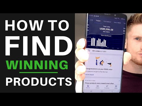 47 WAYS TO FIND WINNING PRODUCTS IN 2019 | SHOPIFY DROPSHIPPING thumbnail