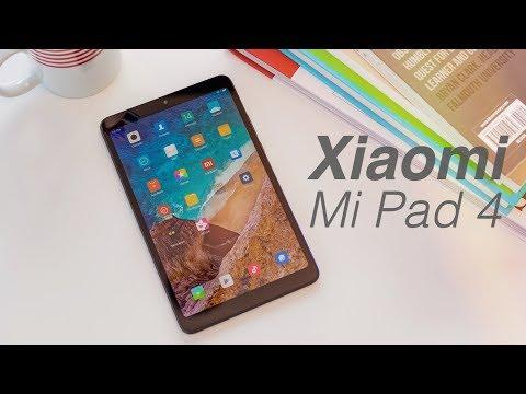 Обзор Xiaomi Mi Pad 4