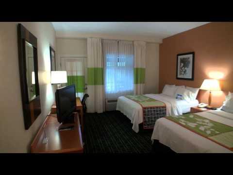 Fairfield Inn & Suites Gatlinburg - HD Motion Cam Video