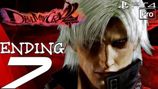 Devil May Cry 2 HD - Gameplay Walkthrough Part 7 - Final Boss & Ending (Remaster) PS4 PRO