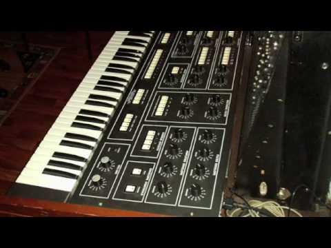 Zaphyd - Elka Synthex & TR 808