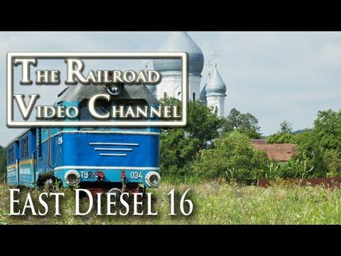 Eastern Diesel Tour, July - August 2016