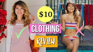 I Spent $200 on Shein Clothes! Testing Cheap Online Shops for Girls!