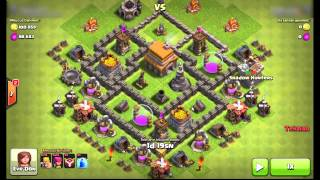 Clash Of Clans - 115. Video - 24 Level Saldırısı