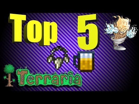 What is Underrated in Terraria?   Terraria Top 5 Underrated Things