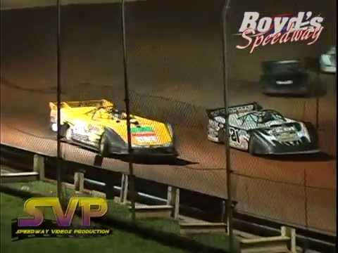 Boyds Speedway SRRS Topless Feature $3000 to win