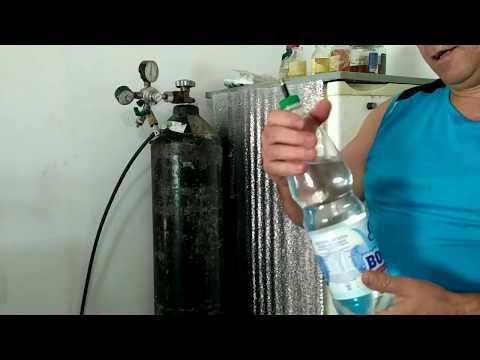 Газ вода в домашних условиях