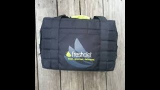 The Fresh Diet review - my first time trying a meal delivery service