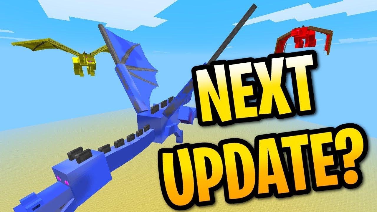 Minecraft The Next Big Update 1 15 Minecon Earth 2018 Pe Xbox Ps4