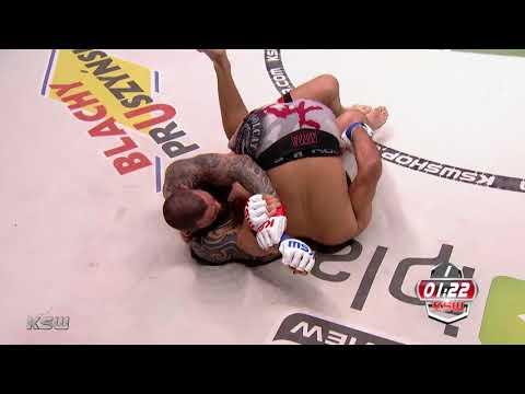KSW Free Fight: Michał Materla vs Paulo Thiago at KSW 40