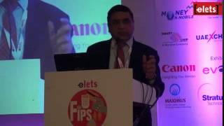 elets FIPS 2014 - Technology in Banking...- S K Thakker, General Manager Field, Syndicate Bank