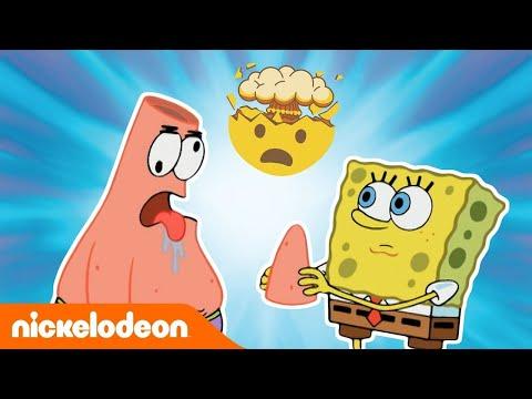 Комедийное шоу Патрика Стара Серия 5   «Умный Патрик» 🤓  Nickelodeon Россия