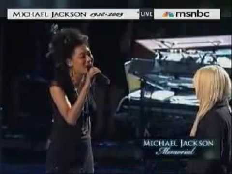 We are the World/Heal the World - Micheal Jackson Memorial