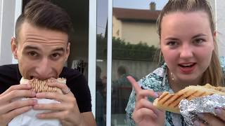 DEGUSTATION DE TACOS ET BURGER EN COUPLE !