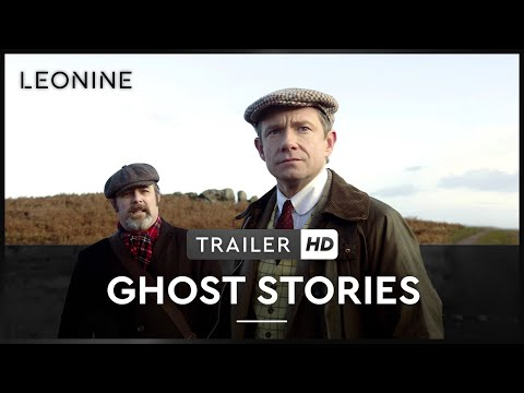 GHOST STORIES | Trailer | Deutsch | HD | Offiziell