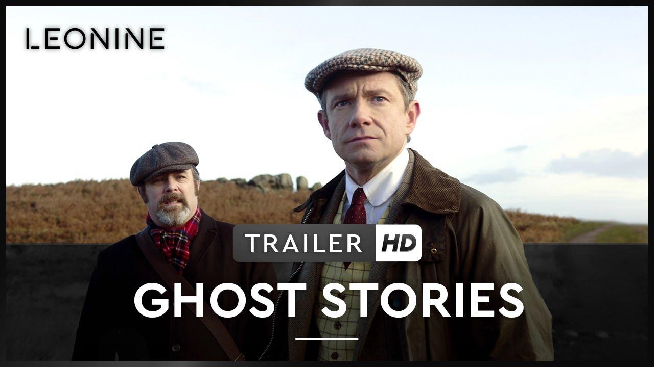 GHOST STORIES | Trailer | Deutsch | HD | Offiziell