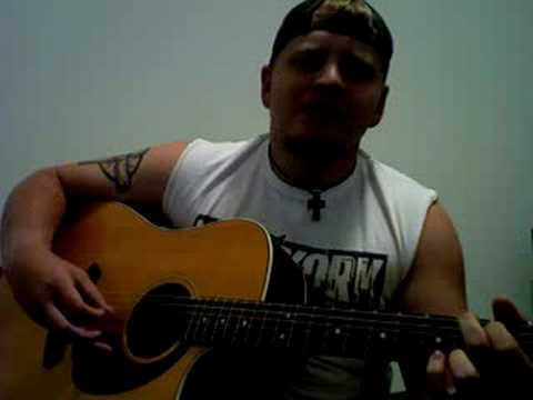 Mike Cross- Write me a love song (cover)
