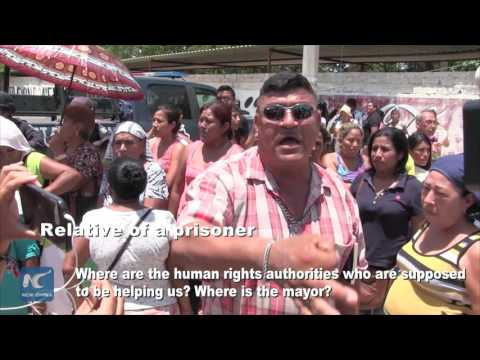 28 people killed in prison riot in Mexico