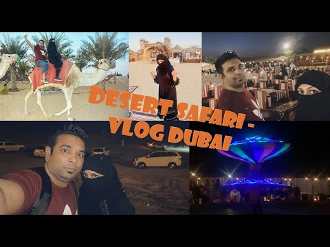 Desert Safari Dubai | Dune Bashing | Tanoura Dance | Falcon Experience | Dubai Vlog